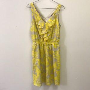 Yellow Express dress size s